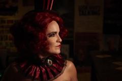 Costume Design - Jackie O'Toole of @studio27kreations; Make up and Wig Design - Conni Ditto of @uzurihair; Photography - Alex Politis Parry (Alexandra Alexia Parry)